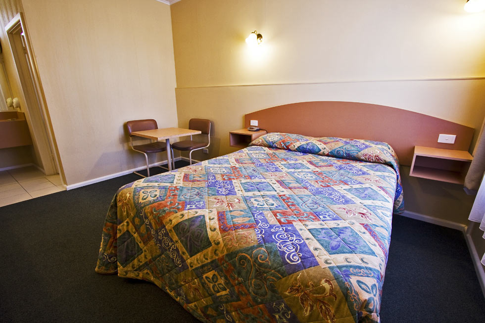 Parkville Motel offers comfortable and affordable accommodation in Melbourne.
